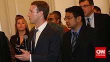 Eks Karyawan Facebook Protes Mark Zuckerberg Atas Kasus Trump