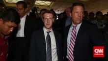 Mark Zuckerberg Jumpa Pegawai Bahas Tak Hapus Postingan Trump