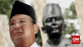 Prabowo Belum Bahas Pencapresan dalam Pertemuan Kader