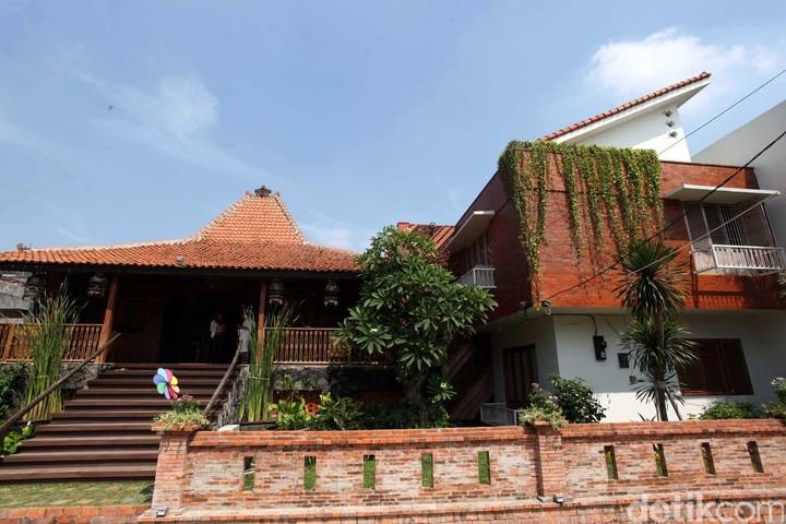 Rumah Irfan Hakim. File/detikFoto.