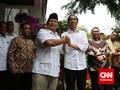 Usai SBY, Kini Prabowo Temui Jokowi di Istana