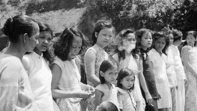 Peringatan Pembantaian Nanjing, Kisah Pilu Budak Seks Jepang