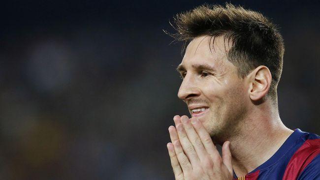 Sejak menjalani musim debut bersama tim utama Barcelona pada 2004, Messi hanya bermain satu kali secara penuh di pertandingan pertama usai tahun baru.