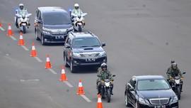 Anggota Polsek Ubud Bali Meninggal Saat Kawal Jokowi