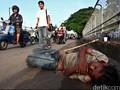 Menteri Khofifah: Gepeng Musiman Jadi Tren Tiap Ramadan