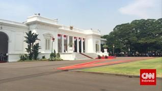 New Normal, Istana Batasi Undangan dan Jemaah Masjid