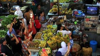 Jam Operasi Pasar Rakyat di Jawa-Bali Selama PPKM Level 4