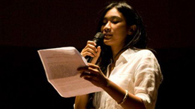 Pementasan teater musikal 'Inggit Ganarsih' yang bakal menampilkan monolog dari Happy Salma ditunda karena wabah virus corona Covid-19.
