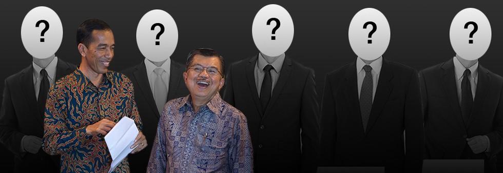 Kabinet Kerja dan Kerja Jokowi