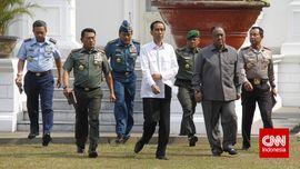 Partai Nasdem Dapat Jatah Dua Menteri