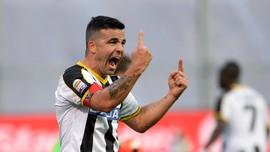 Tangis Di Natale Berpisah dari Udinese Setelah 12 Tahun