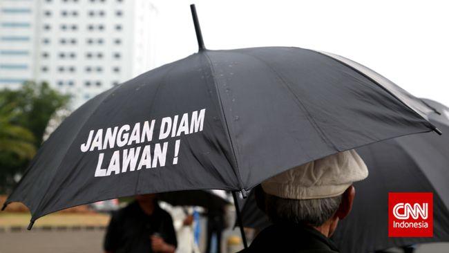 KontraS menantang langkah konkret Jokowi soal minta usul dan kritik dengan menginstruksikan kepada jajarannya hingga kepolisian tak asal proses hukum.