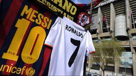 Perseteruan Barcelona-El Real dalam Gambar