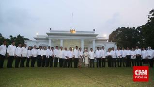 Daftar Menteri yang Terpental: Wiranto Hingga Susi dan Jonan