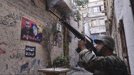 Negara Tetangga Suriah Mulai Kewalahan