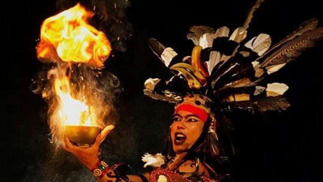 Cross Border Festival Wonderful Indonesia di Sambas, Kalimantan Barat sukses mendulang kunjungan wisatawan perbatasan hingga 300 persen.
