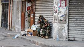 Afiliasi Partai dan Militan di Libanon