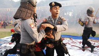 BOPI Catat Insiden Kekerasan Suporter dalam Evaluasi ISC