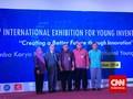 Lima Peneliti Remaja Indonesia Raih Medali Emas di China