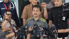 Roy Suryo dan Lucky Alamsyah Cabut Laporan Setelah Damai