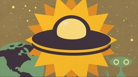 Fakta Seputar UFO dan Alien