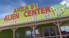 Mengangkat Misteri Area 51 ke Layar Lebar