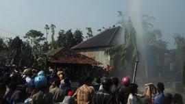 Pertamina Berhasil Setop Semburan Lumpur di Tarakan