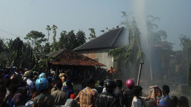 Pertamina menyatakan semburan lumpur dari Sumur Minyak PAM 235 di Tarakan, Kaltim yang terjadi sejak Minggu (4/4) kemarin berhasil dihentikan.