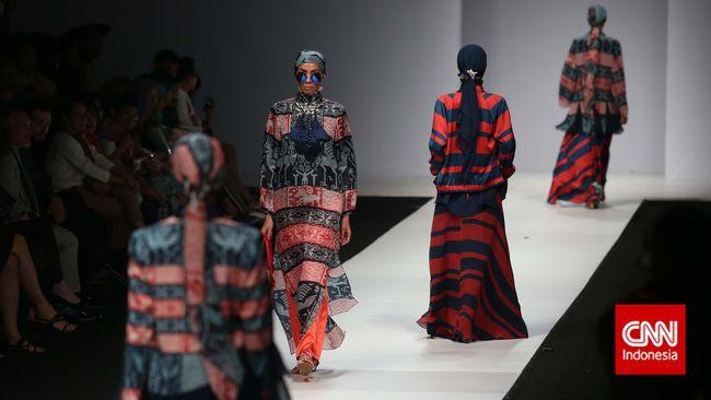 Kala Pandemi Corona 'Ganggu' Industri Mode Indonesia