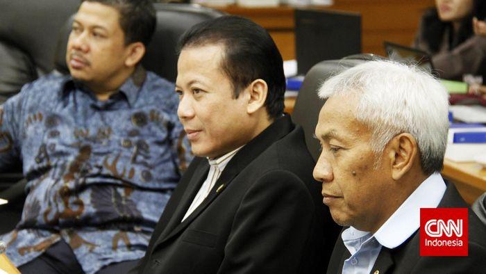 Pimpinan DPR Bahas Konsultasi Pansus KPK dengan Jokowi