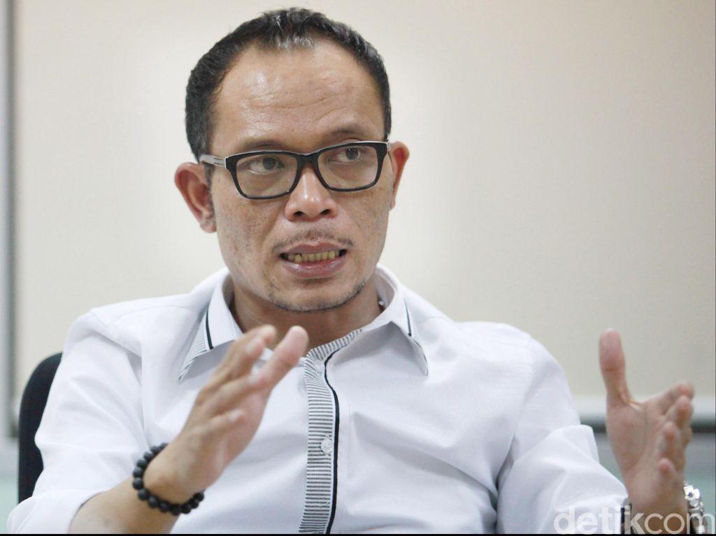 Hanif Jadi Plt Menpora: Berterima Kasih ke Jokowi, Prihatin ke Imam Nahrawi