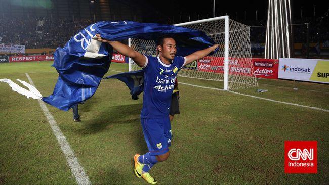 Atep pernah kecewa didepak Persib, kini dia maju jadi Cawabup Bandung memanfaatkan namanya pernah jadi ikon Maung Bandung.