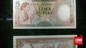 Sejarah Uang Kertas Pertama di Indonesia