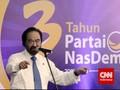Jokowi-Paloh Bahas Putusan Praperadilan Budi Gunawan
