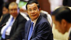 Bungkam Kritik Jelang Pemilu, PM Kamboja Tutup NGO Asal AS