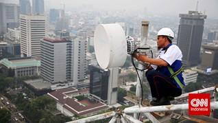 Ekonomi Minus, Sektor Telekomunikasi Tenggak Untung