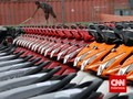 AISI Sebut Penjualan Motor Kuartal I 2016 Lemah