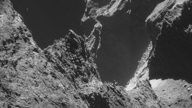 Penelitian Air di Komet Membuahkan Hasil