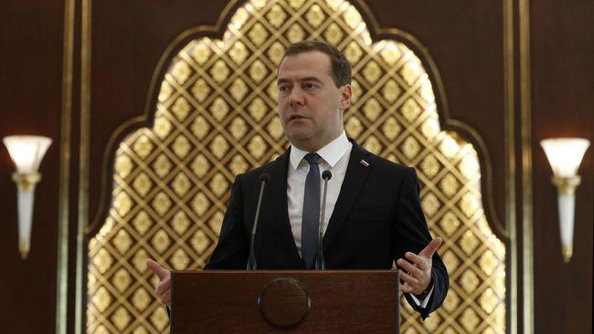 Lawan Terorisme Rusia Barat Diminta Kesampingkan Perbedaan