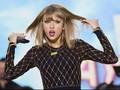 'Batu Nisan' untuk Taylor Swift di Pedestrian Australia