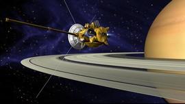 Manuver 'Bunuh Diri' Pesawat Cassini Menuju Saturnus Dimulai