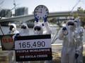 WHO: Hampir Tujuh Ribu Orang Tewas Akibat Ebola