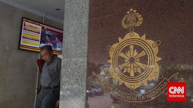 Sejumlah direktorat akan berkantor sementara di Gedung Kementerian Kelautan dan Perikanan, termasuk ruang kerja Kabareskrim Komisaris Jenderal Ari Dono S.