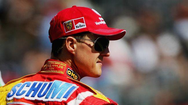 Putra legenda balap Formula One (F1) Michael Schumacher, Mick, merindukan sosok ayahnya yang hingga kini belum pulih dari kerusakan otak.
