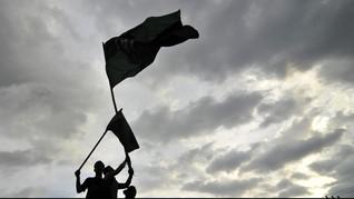 Sempat Hilang, Pj Ketum HMI Pimpin Rapat Evaluasi Demonstrasi