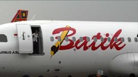 Pesawat Batik Air Tabrak Garbarata Bandara Ngurah Rai