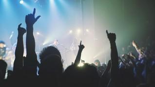 Pengelola Sebut Konser Cibis Park Pasar Minggu Tanpa Izin