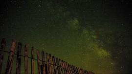 Benda Bergerak dan Meledak di Turki, Ubah Langit jadi Hijau