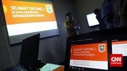 Penunggalan Data Kependudukan Tak Ganggu Seleksi CPNS