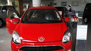 Penjualan Otomotif Awal Tahun Terkatrol LCGC